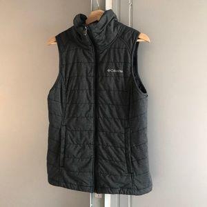 🎉 SALE 🎉 Women's Gray Columbia Vest